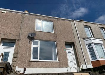 Thumbnail 2 bed terraced house to rent in Kinley Street, St. Thomas, Swansea