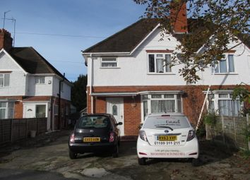 Thumbnail 4 bedroom semi-detached house to rent in Addington Road, Reading