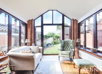 Thumbnail 3 bed detached house for sale in Upton Road, Pilson Green, South Walsham
