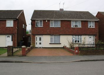 Thumbnail 3 bedroom semi-detached house for sale in Queen Street, Tipton