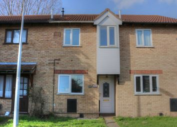 Thumbnail 2 bedroom terraced house for sale in Hogarth Close, Bradwell, Great Yarmouth
