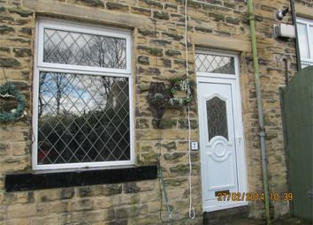Thumbnail 3 bed terraced house to rent in Rose Street, Haworth, Keighley, West Yorkshire