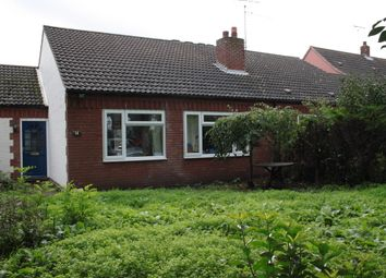 Thumbnail 2 bed terraced bungalow to rent in Jubilee Close, Weeting, Brandon