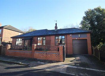 Thumbnail 3 bedroom detached bungalow for sale in Warren Drive, Swinton, Manchester