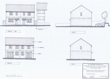 Thumbnail 2 bed semi-detached house for sale in Due For Completion, Spring 2019, Chickerell