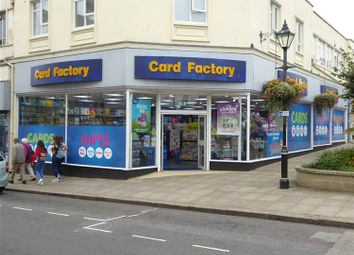 Thumbnail Commercial property for sale in Commercial Square, Camborne