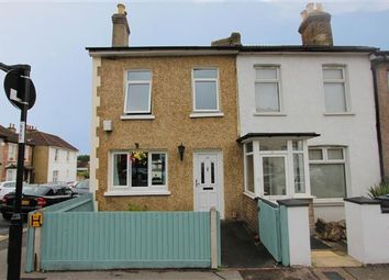 Thumbnail 3 bed end terrace house for sale in Bynes Road, South Croydon