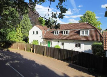 Thumbnail 4 bed detached house for sale in Hook Heath Road, Hook Heath, Woking
