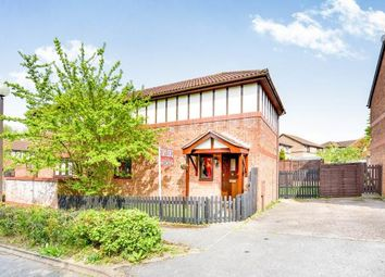 Thumbnail 3 bedroom end terrace house for sale in Primatt Crescent, Shenley Church End, Milton Keynes