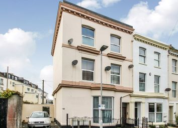 Thumbnail 1 bed flat for sale in St. James Place West, The Hoe, Plymouth