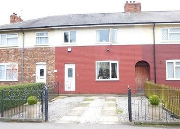 Thumbnail 3 bed terraced house to rent in The Quadrant, Hull