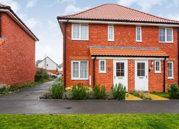 Thumbnail 2 bed semi-detached house for sale in Central Boulevard, Canterbury