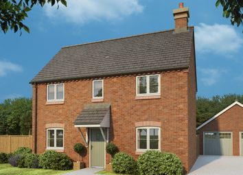 Thumbnail 4 bedroom detached house for sale in Ash Gardens, Burcote Road, Wood Burcote, Towcester
