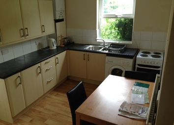 Thumbnail 4 bed terraced house to rent in Crookesmoor Road, Sheffield