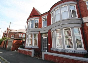 Thumbnail 4 bed end terrace house for sale in Hartismere Road, Wallasey