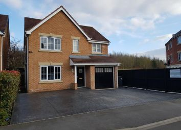Thumbnail 4 bedroom detached house to rent in Jenkinson Grove, Armthorpe, Doncaster