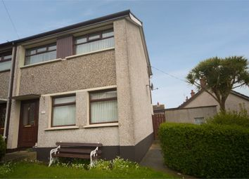 Thumbnail 3 bedroom end terrace house for sale in Springwell Crescent, Groomsport, Bangor, County Down