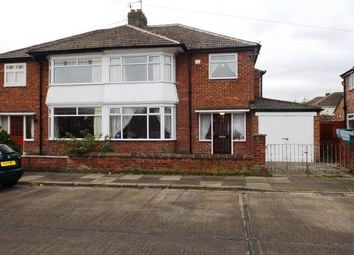 Thumbnail 3 bed property to rent in Grange Avenue, Stockton-On-Tees