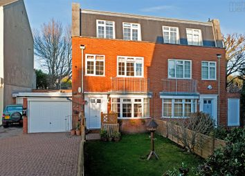 Thumbnail 3 bed semi-detached house for sale in Westbourne Place, Hove