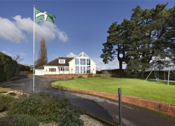 Thumbnail 5 bed detached house for sale in Oakhayes Road, Woodbury, Exeter, Devon