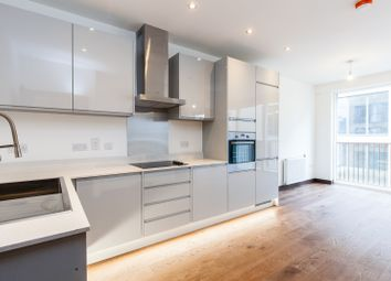 Thumbnail 1 bed flat to rent in Monier Road, London