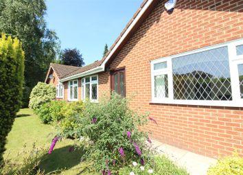 Thumbnail 3 bedroom detached bungalow for sale in Grindley Lane, Blythe Bridge, Stoke-On-Trent