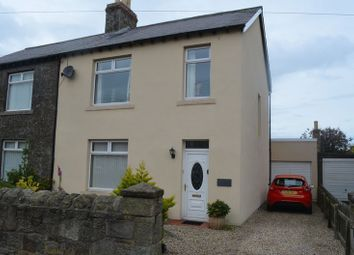Thumbnail 3 bedroom semi-detached house for sale in Main Street, Seahouses