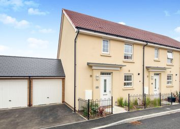 Thumbnail 3 bed end terrace house for sale in Grenville Road, Yeovil