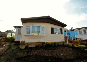 Thumbnail 1 bedroom mobile/park home for sale in The Beeches, Oulton Broad