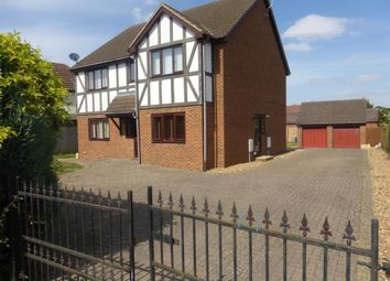 Thumbnail 5 bed property to rent in Higham Park Road, Rushden
