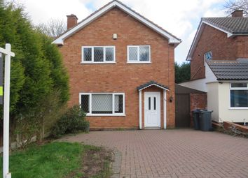 Thumbnail 3 bedroom semi-detached house to rent in Harcourt Drive, Four Oaks, Sutton Coldfield