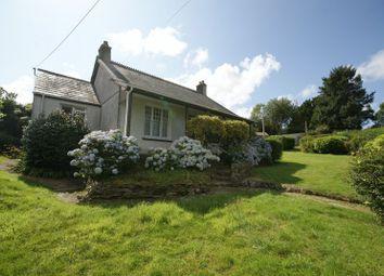 Thumbnail 3 bed bungalow for sale in Clann Lane, Lanivet, Bodmin