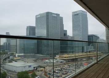 Thumbnail 1 bed flat to rent in Wharfside Point, Canary Wharf