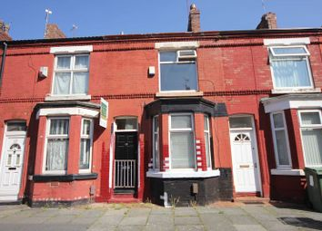 Thumbnail 2 bed terraced house for sale in Newling Street, Birkenhead, Wirral