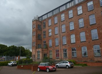 Thumbnail 2 bedroom flat for sale in Sanvey Mill, 1 Junior Street, Leicester