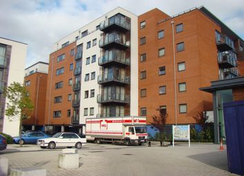 Thumbnail 1 bed flat for sale in Channel Way, Ocean Village, Southampton