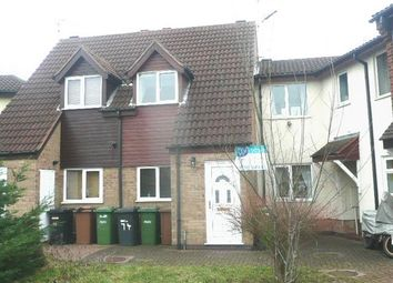 Thumbnail 2 bed terraced house to rent in Martinsbridge, Parnwell, Peterborough