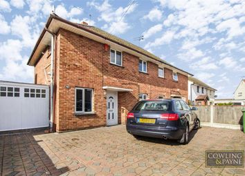 Thumbnail 3 bed semi-detached house to rent in St Marys Crescent, Basildon, Essex