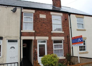 Thumbnail 3 bed terraced house for sale in Church Lane, Selston