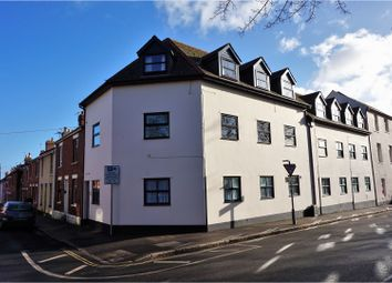 Thumbnail 2 bedroom flat for sale in Alpha Street, Exeter