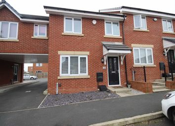 Thumbnail 3 bedroom town house for sale in Spinners Drive, Worsley, Manchester