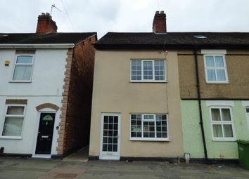 Thumbnail 2 bed end terrace house for sale in Wilnecote Lane, Belgrave, Tamworth, Staffordshire