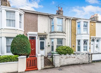 Thumbnail 3 bed terraced house for sale in Alma Road, Sheerness