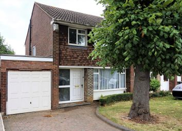 Thumbnail 3 bedroom semi-detached house for sale in Lime Avenue, Luton