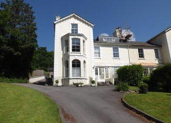 Thumbnail 2 bed flat for sale in Tavistock, Devon