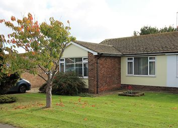 Thumbnail 2 bed semi-detached bungalow for sale in St Johns Drive, Westham