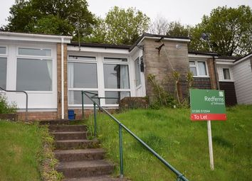 Thumbnail 2 bed terraced bungalow to rent in Capper Close, Newton Poppleford, Sidmouth