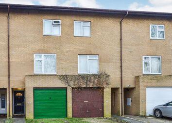 Thumbnail 3 bed terraced house for sale in Perran Avenue, Fishermead, Milton Keynes