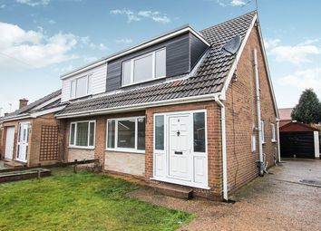 Thumbnail 3 bed bungalow to rent in Derwent Drive, Barlby, Selby
