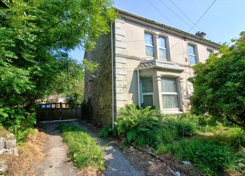 Thumbnail 3 bed semi-detached house for sale in Bilberry, Bugle, St. Austell